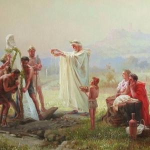 Выставка «Генрих Семирадский и колония русских художников в Риме» в Русском музее.