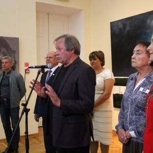 Четвертая межрегиональная академическая выставка «Красные ворота/Против течения» в Саратове.