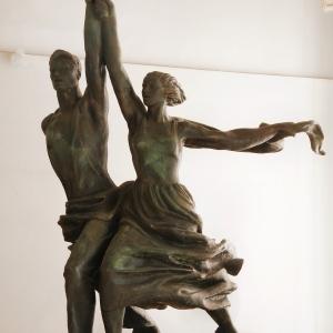 Выставка «Монумент. Пропаганда. Советская монументальная пластика. 1917 – 1937 гг.» в НИМ РАХ