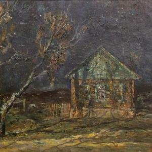 Выставка произведений Виталия Орловского.