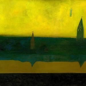 «Прогулки в вечность». Выставка Н.Медведева (1950–2018) в Вологде.