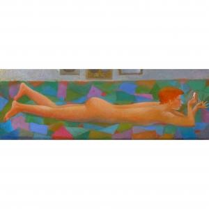«Скульптура, живопись, стихи и проза». Выставка произведений Владимира Буйначёва.