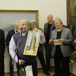 «Время собирать камни…». Выставка произведений Дмитрия Белюкина