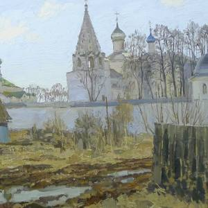 Выставка произведений Евгений Ромашко в Орле