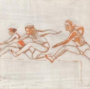 «Контуры глобальной эпохи». Выставка произведений Александра Дейнеки в МУАР.
