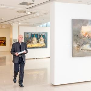 «Енисейский меридиан». Выставка произведений Николая Рыбакова в Новом Иерусалиме