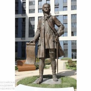 Ко дню рождения президента Российской академии художеств Зураба Константиновича Церетели