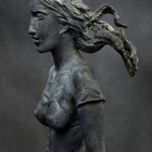 Выставка скульптуры Александра Рукавишникова в Новой Третьяковке