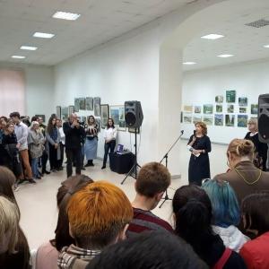 Выставка «Дорогами пленэра» в Саратове