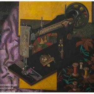 Vita brevis, Ars longa. Выставка Н.В. Медведева (1950-2018) на Кузнецком Мосту,11