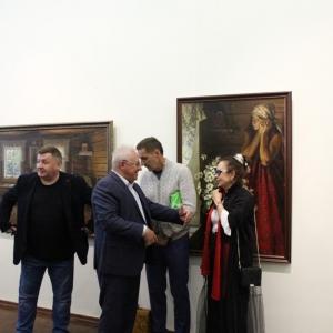 Выставочные залы Российской академии художеств. (Москва, Пречистенка, 21)
