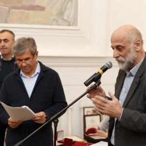 На заседании Президиума РАХ 13 декабря 2016 года