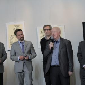 «Пауза созерцания». Выставка произведений академиков и художников-стажёров Творческих мастерских РАХ