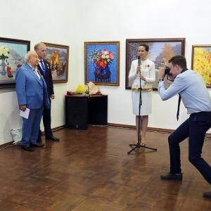 «Гороховец - ожившая легенда». Выставка произведений В.С.Бубела-Масловой