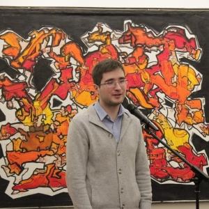 «Рефлексы». Выставка произведений Евгения Вахтангова.