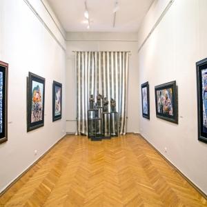 «Магический реализм». Выставка произведений  З.К. Церетели в Самаре