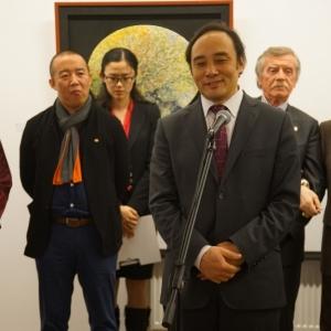 «Шелковый путь. Караван искусства» Выставка произведений Му КЕ (Китай)