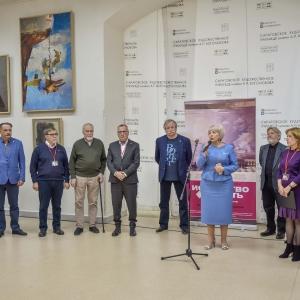Международная выставка «Интерграфика. Контрапост» в Саратове