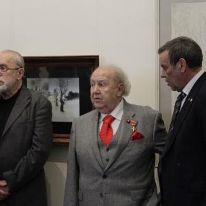 Выставка «Алексей Шмаринов. Графика. К 85-летию художника».