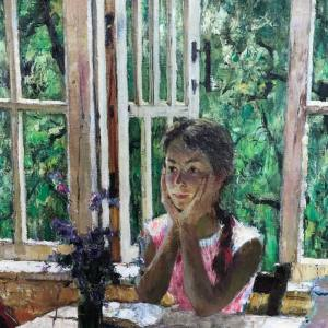 «Андрей Мыльников». Выставка к 100-летию со дня рождения художника в НИМ РАХ.