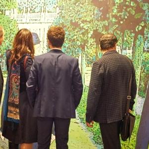 «Зимний сад». Художественный проект Крокин галереи в МВК РАХ