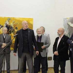 «Шелковый путь». Выставка произведений Валерия Блохина.