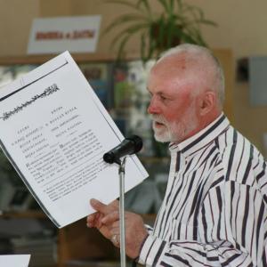Скульптор, член-корреспондент российской академии художеств В.П.Буйначев