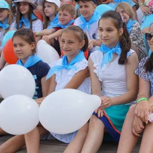 Второй межрегиональный детско-юношеский пленэр имени П.А.Маскаева в Хвалынске
