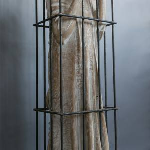 «Пять измерений». Выставка современной скульптуры в ГТГ.