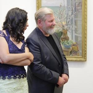 Выставка «Два капитана». Георгий Нисский и Илья Кац.