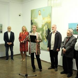 Проект «Земля и Небо». Живопись Константина Сутягина, музыка Ивана Соколова