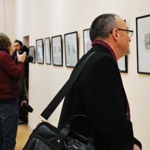 «Гравюра и книга». Выставка произведений Михаила Верхоланцева в Уфе.