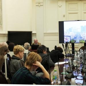 17-19.04.2019. Российская академия художеств. Научная конференция «Образ города в художественной культуре»