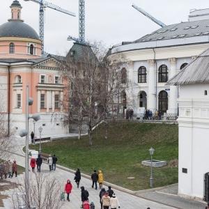 31.01.2018 - 29.04.2018.Конкурс на проект памятника Шекспиру в Москве