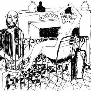 «Москва/Питер». Выставка произведений Андрея Ковальчука, Андрея Базанова и Анатолия Любавина