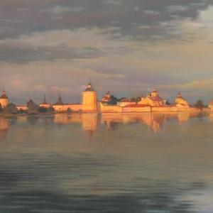 Юбилейная выставка произведений Алексея Кравченко в Москве.
