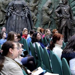 V Всероссийская арт-терапевтическая конференция «Арт-терапия: синтез образования, медицины и искусства»