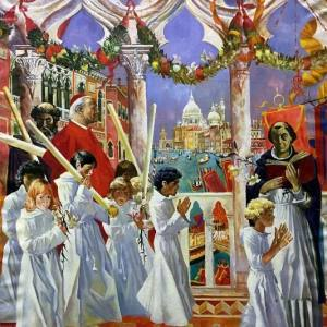 Выставка произведений А.Н.Блиока в Русском музее