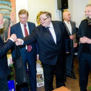 Выставка «АРХ. АРТ. Николай Шумаков» в МВК РАХ
