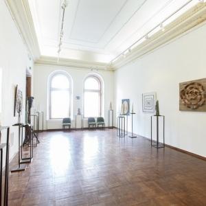 Выставка произведений Арсена Гушапша. Скульптура.