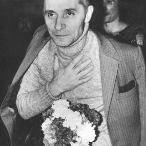 К 94-летию балетмейстера Большого театра, Почетного члена РАХ Ю.Н.Григоровича
