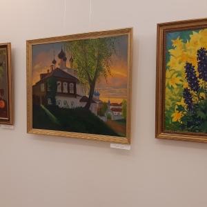 Выставка проекта «Гороховец ожившая - легенда» В.С. Бубела-Масловой во Владимире