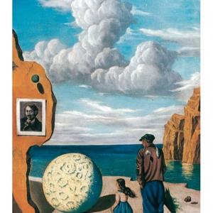 Выставка «Сюрреализм Каталонии. Художники Ампурдана и Сальвадор Дали» в Эрмитаже.