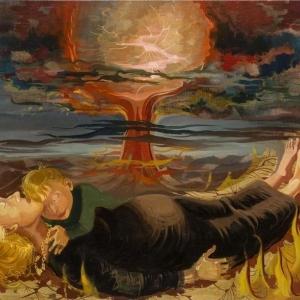 Выставка «Лицом к будущему. Искусство Европы 1945 — 1968» в рамках фестиваля «Оттепель» в ГМИИ.