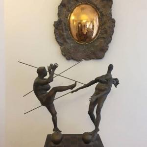 «Традиции и своевременность». Выставка произведений Леонида Баранова в Ярославле.