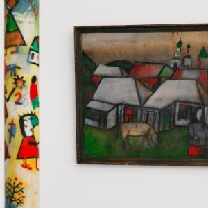 «Живут же люди!». Выставка произведений Алексея Новикова в Санкт-Петербурге.