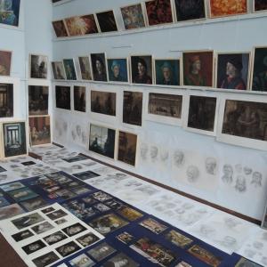 Полугодовой академический просмотр в МАХЛ при РАХ