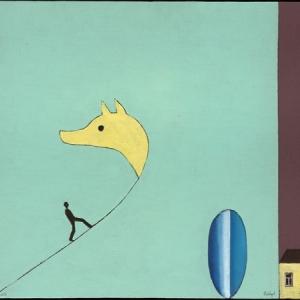 Выставка «Нонконформизм как точка отсчета. Работы 1960-2000-х из коллекции Московского музея современного искусства» в Екатеринбурге