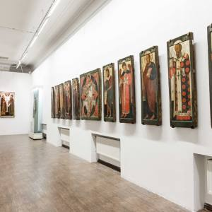 Выставочный проект «Иконы Каргополья. Возрождение»