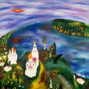 09.07.2021 - 01.08.2021. Выставка памяти Сергея Заграевского (1964 – 2020) в Москве